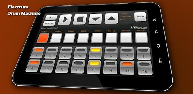 Electrum Drum Machine/Sampler v4.6.6