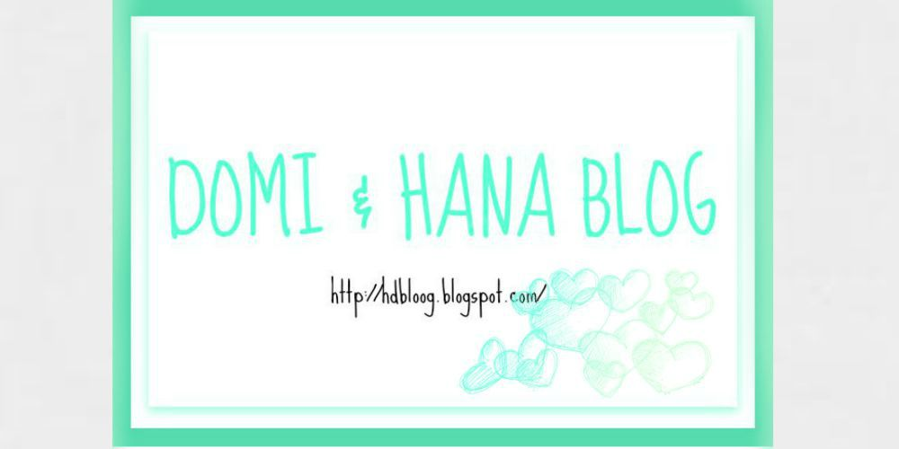 Domi&Hana Bloga