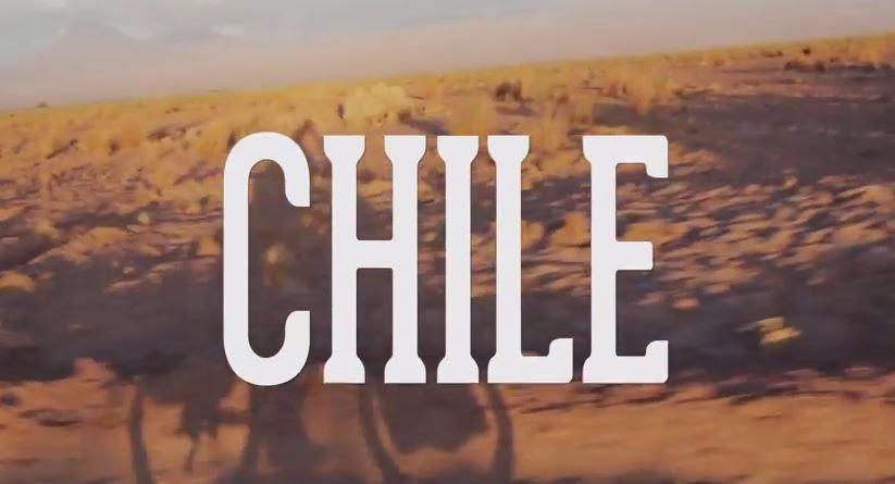 Vídeo de viaje en Bicicleta por CHILE