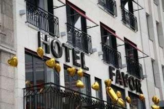 Lowongan Kerja Receptionist di Favor Hotel