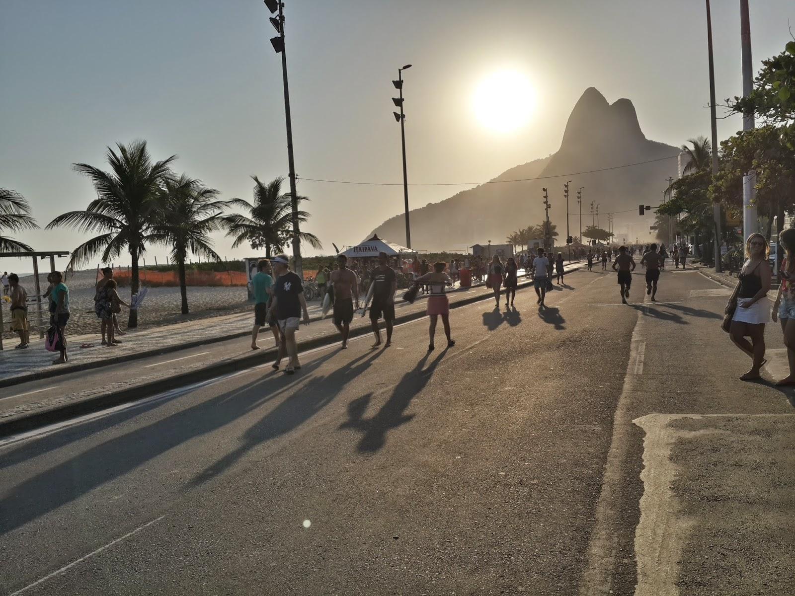 Blog Apaixonados por Viagens: Rio de Janeiro: Projeto Verão Rio em  #7E734D 1600 1200