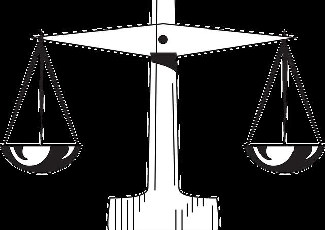 Balanza de derecho