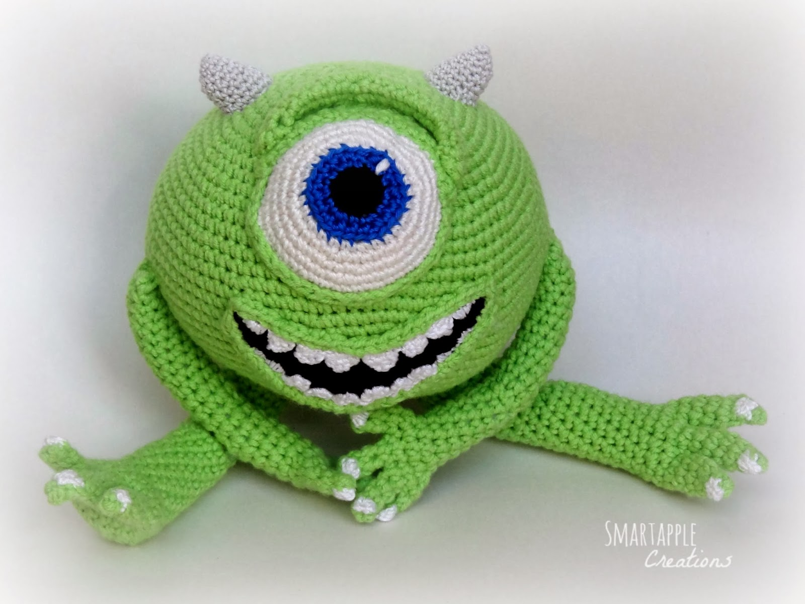 Amigurumi Monsters : Smartapple Creations - amigurumi and crochet: Amigurumi ...