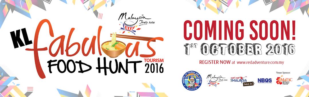KL Fabulous Food Hunt 2016