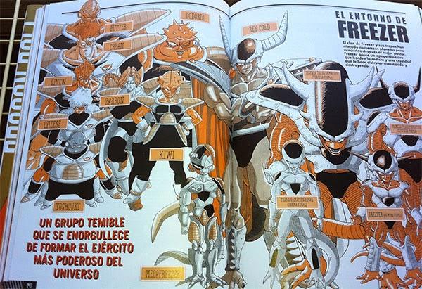 interior Dragon Ball - Compendio 1: Guia de la historia y su mundo