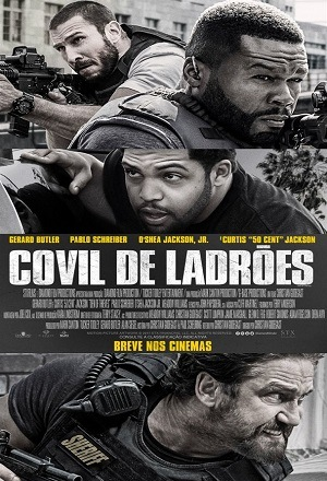 Filme Covil de Ladrões 2018 Torrent