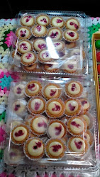BLUEBERRY CHEESE TART RM 38