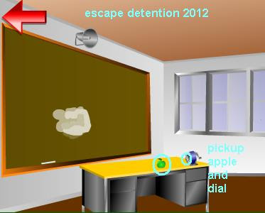 escape detention walkthrough 2012