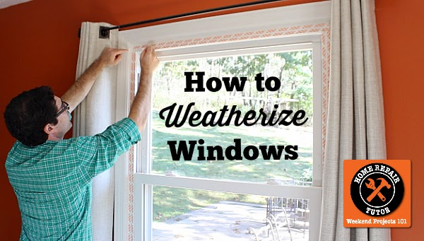 Ingenious Trick To Insulate Your Windows & Cut Your Heating Bill