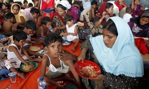 Kebaikan Aceh Pada Rohingnya Jadi Pemberitaan Dunia