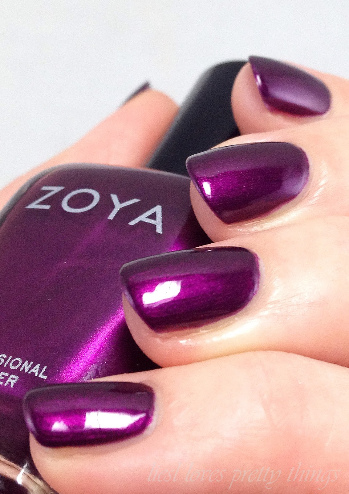 Zoya Haven-- Wishes 2014 swatch and review