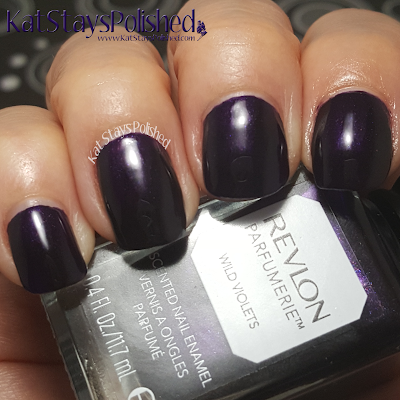 Revlon Parfumerie - Wild Violets | Kat Stays Polished