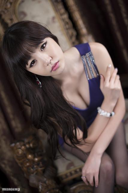 Korean Girl Hong Ji Yeon