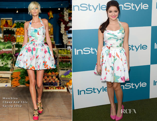 Celebrity Style at the 11th Annual InStyle Summer Soiree