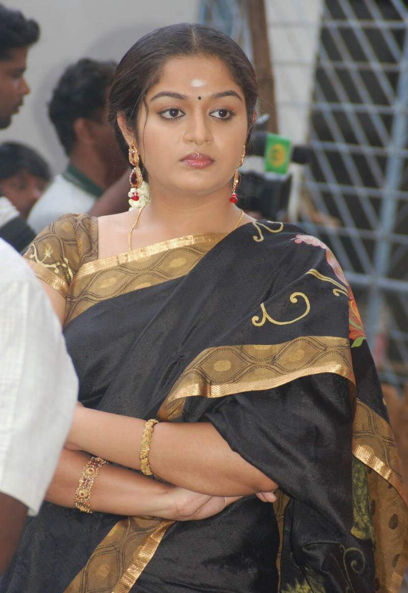 Karthika in Saree1 - Karthika Latest Photos in Saree