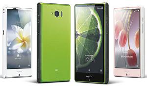 harga HP Sharp Aquos Serie SHV32 terbaru