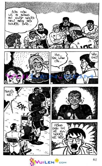 Jindodinho - Đường Dẫn Đến Khung Thành III Tập 28 page 61 Congtruyen24h