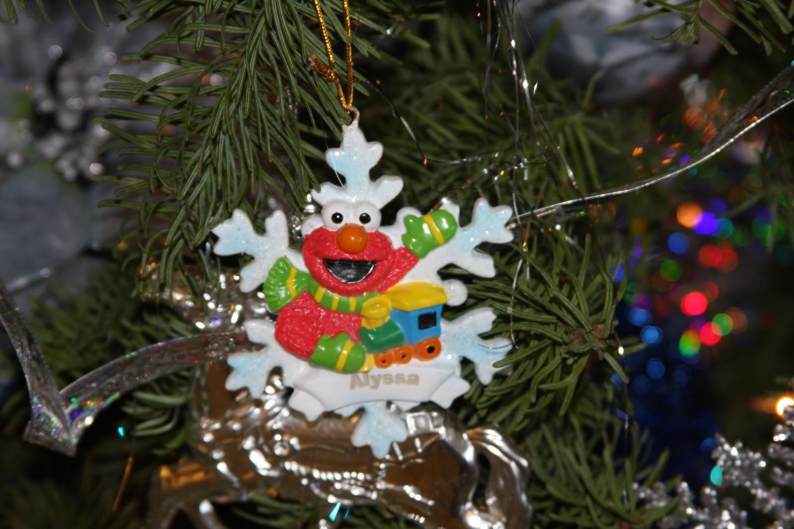 Career christmas ornaments - These Are The Christmas Ornaments I Bought In 2009 For My Husband And Daughter My Husband Received The Firefighting Ornament Because Of His Career