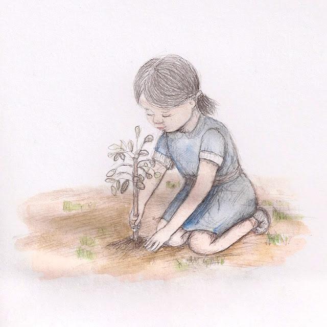 planting a tree yara dutra
