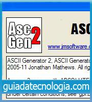 Capa ASCII Generator