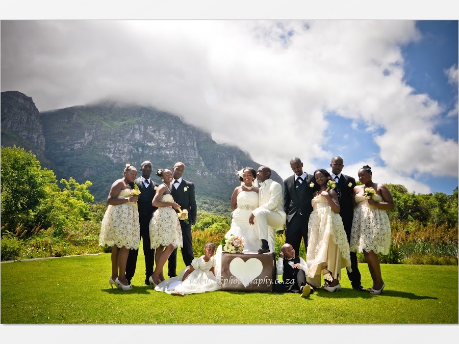 DK Photography Slideshow-1616 Noks & Vuyi's Wedding | Khayelitsha to Kirstenbosch  Cape Town Wedding photographer