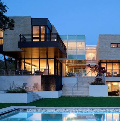Fachadas de casas modernas todo para dise ar una hermosa for Ideas para disenar una casa