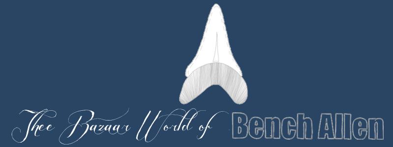 Bench Allen Blog