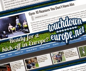 Touchdown-Europe