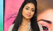 Sparkling Shriya gorgeous looking photos at pavitra press meet