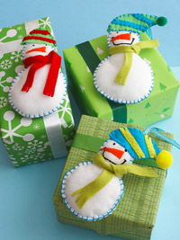 Christmas gift wrapping ideas for children