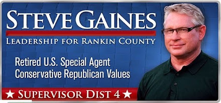 Steve Gaines for Supervisor