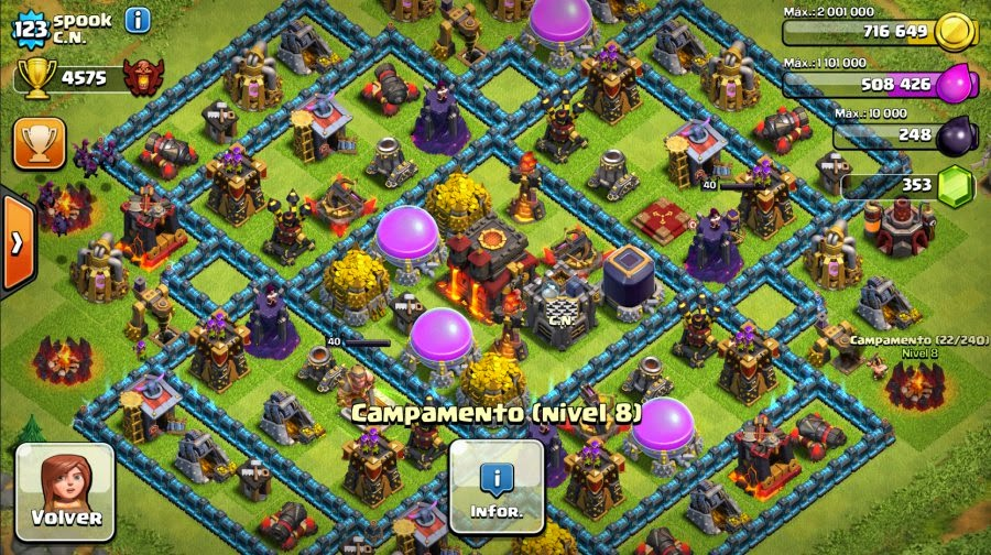 Clash of clans hacked game download clash of clan cheats for gems