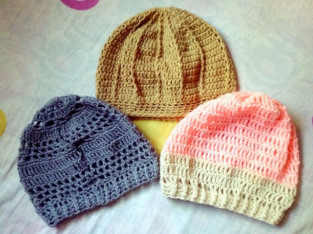 nephithyrion crochet hats