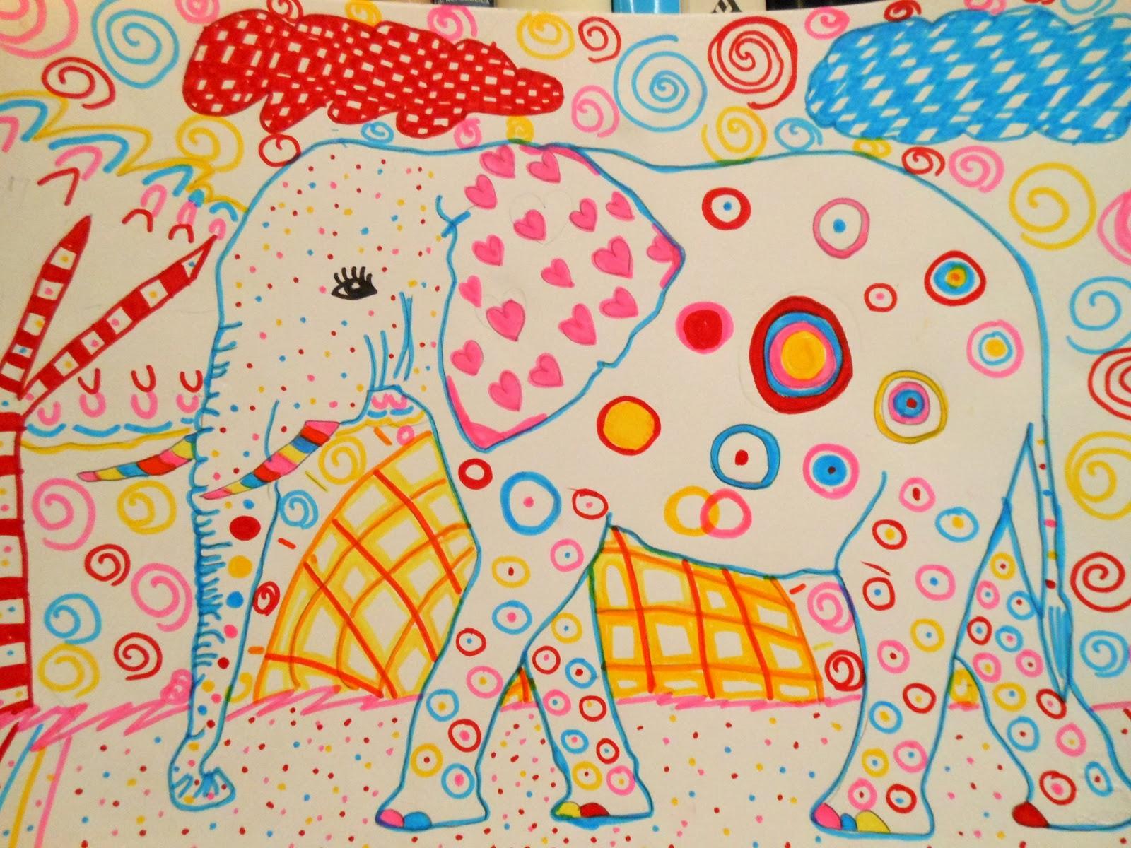 Favori Elefanti a texture!!!! NW54