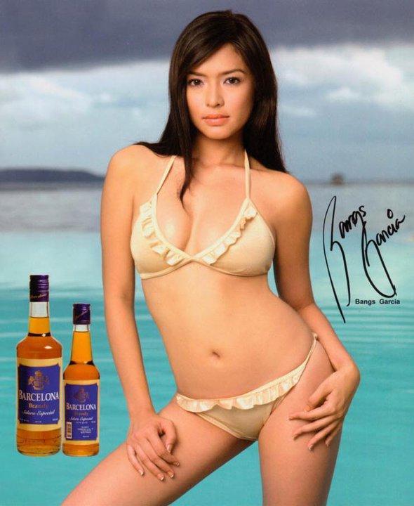 valerie bangs garcia sexy tanduay bikini calendar photo 01