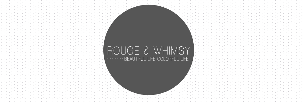 rouge &amp; whimsy