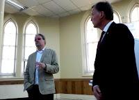 Saint John NB 2018 with Ricardo Duchesne & Stephen Garvey