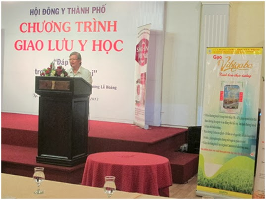 Ông Nguyễn Văn Tề nói về Gạo Mầm Vibigaba: