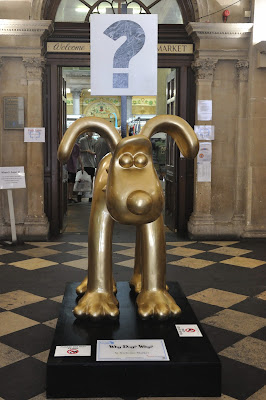 Why Dog? Why? Gromit (front view)