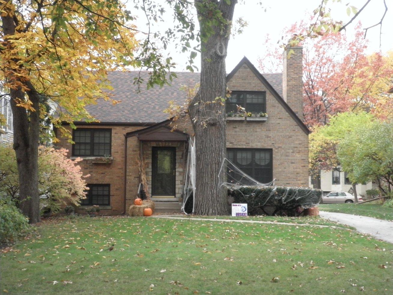 Halloween a oak park chicago viaggi verde acido for Fantasmi nelle case