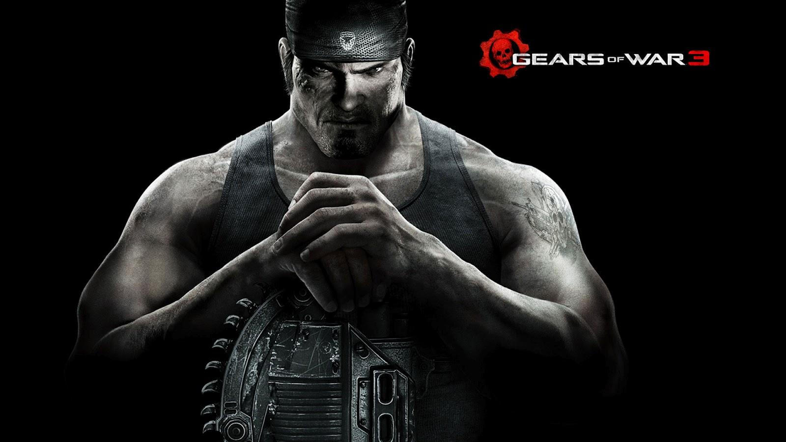 Wallpapers HD: Juego Gear Of War 1, 2, 3 - Wallpapers HD ...