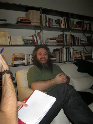 Entrevista a Patrick Rothfuss