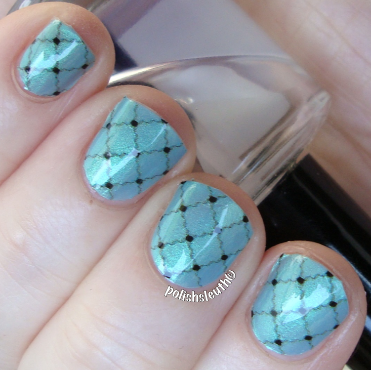 OPI Pure Lacquer Nail Apps in Fishnet