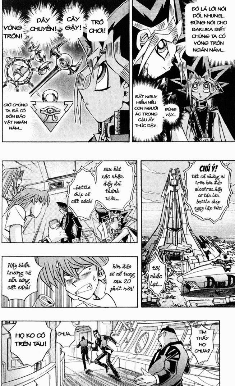 YuGi Oh – Vua Trò Chơi chap 277 Trang 15