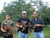 Visita de Amigos Galleros de Estelí y Puertorrico