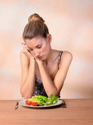 Tác hại lớn của việc giảm cân không đúng cách