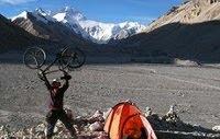 Tibet 2007-エベレストBCにて-