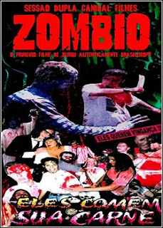 Download - Zombio - DVDRip - AVI - Dublado