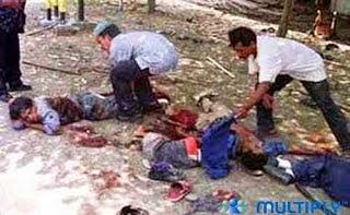 Kronologi Tragedi Berdarah Simpang KKA Aceh Utara