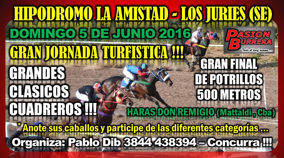 LOS JURIES - 5 DE JUNIO